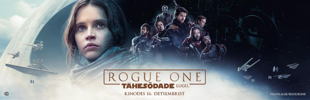 Rogue One: Tähesõdade lugu IMAX 3D (bänner)